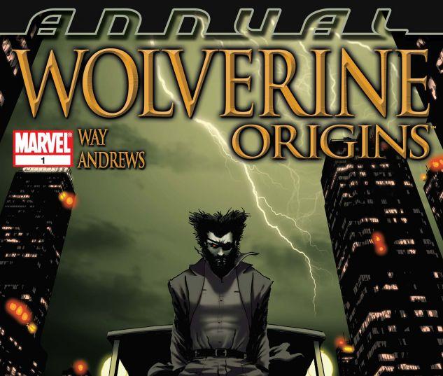 Wolverine: Origins Annual (2007) #1