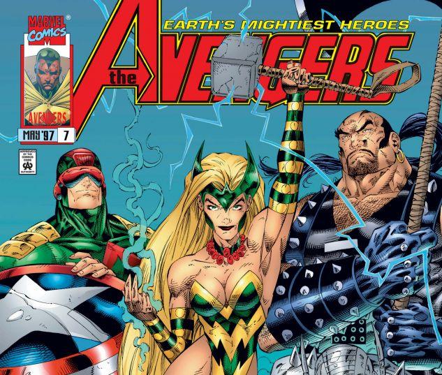 Avengers (1996) #7