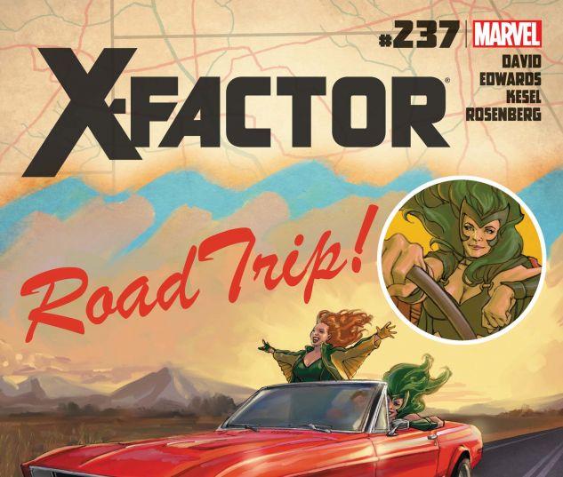 X-FACTOR (2005) #237