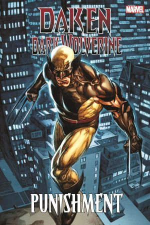 Daken: Dark Wolverine - Punishment (Trade Paperback)