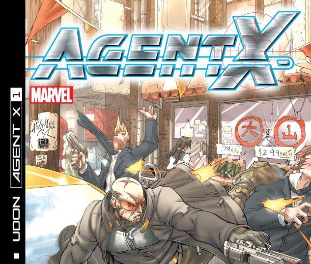 Agent X (2002) #1 | Comics | Marvel com