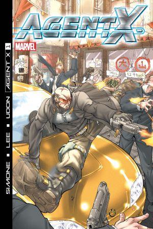 Agent X (2002) #1