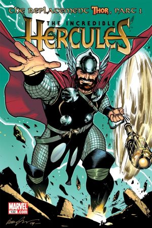 Incredible Hercules (2008) #132