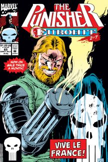 The Punisher (1987) #65