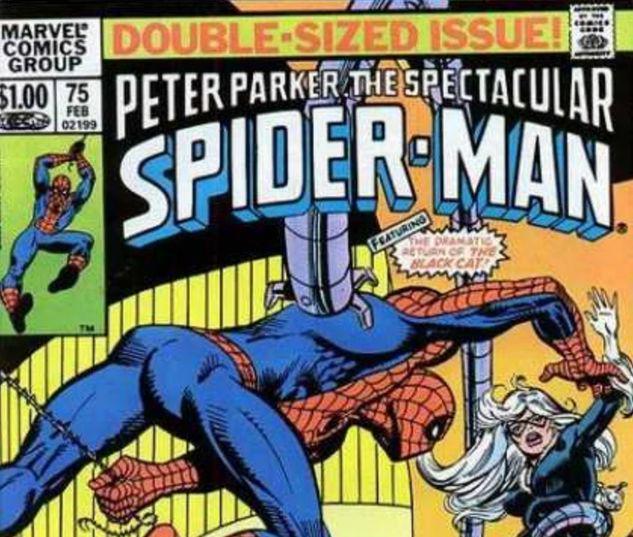 Peter Parker, the Spectacular Spider-Man #75