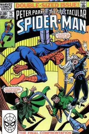 Peter Parker, the Spectacular Spider-Man (1976) #75
