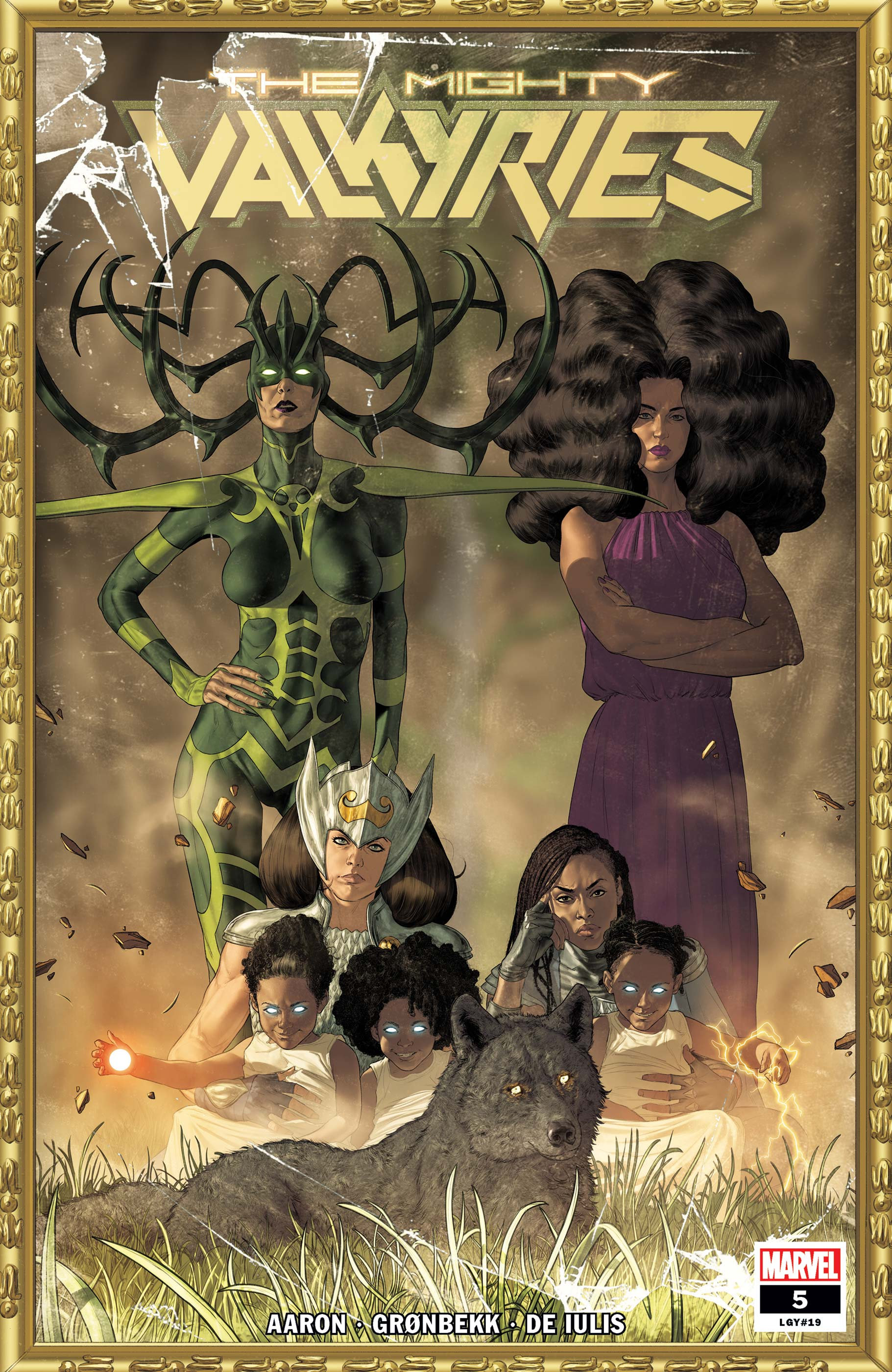 The Mighty Valkyries (2021) #5