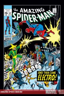 Amazing Spider-Man (1963) #82