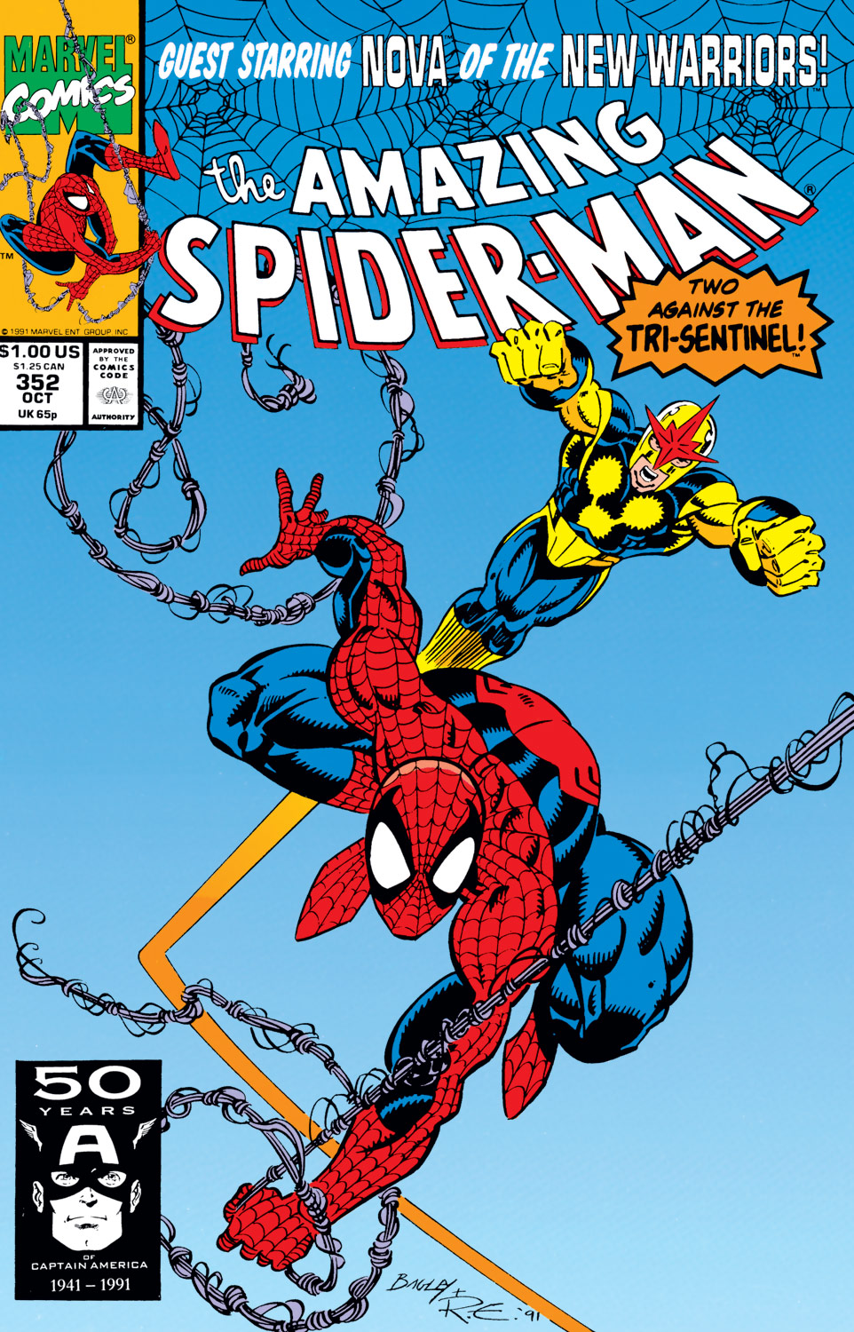 The Amazing Spider-Man (1963) #352