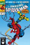 Amazing Spider-Man (1963) #352 Cover