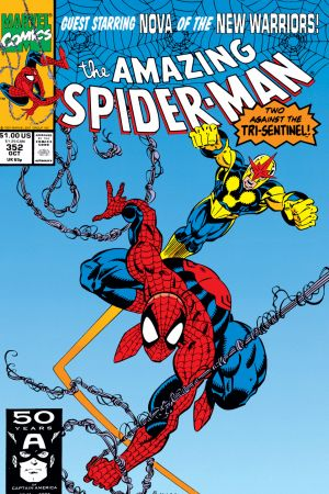 The Amazing Spider-Man #352