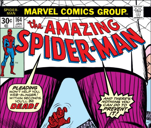 Amazing Spider-Man (1963) #164 Cover