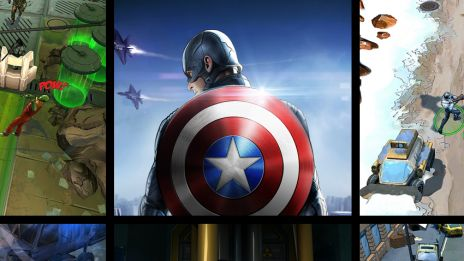 Marvel's Captain America: The Winter Soldier - The Official Game