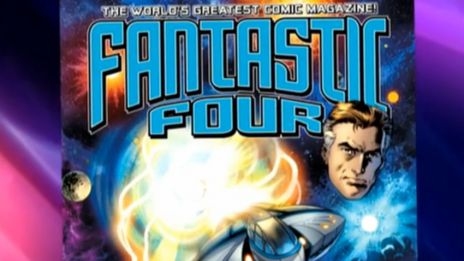 Marvel AR: Fantastic Four #2 Cover Recap