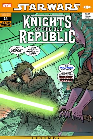 Star Wars: Knights Of The Old Republic (2006) #24