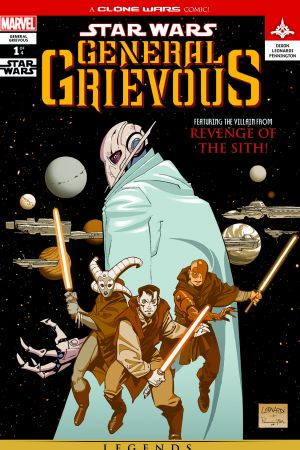 Star Wars: General Grievous #1