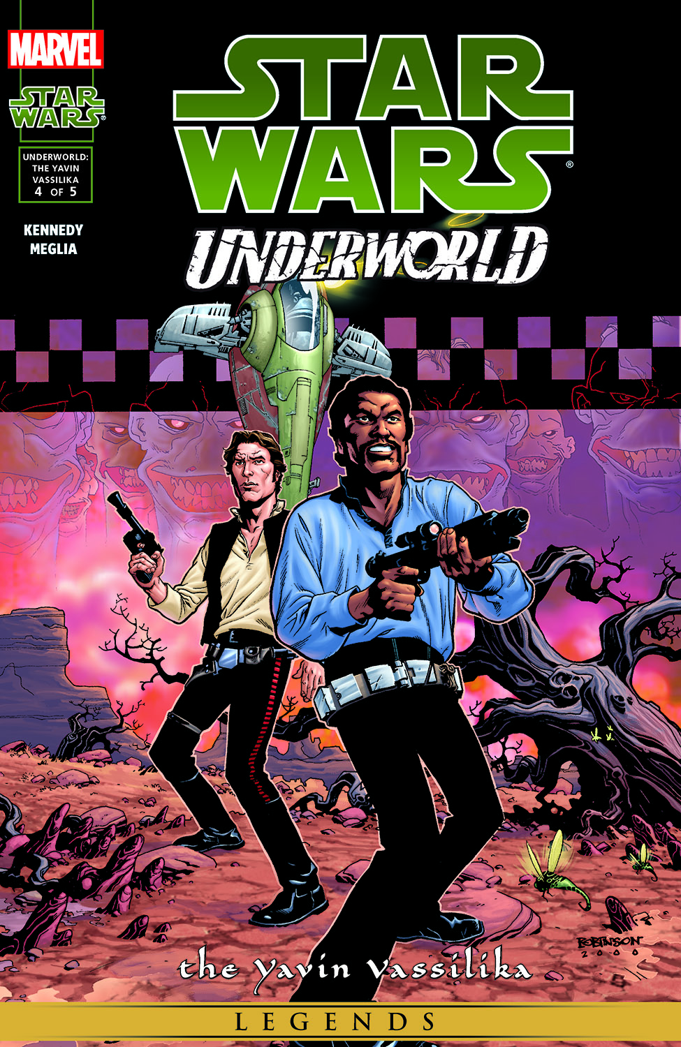 Star Wars: Underworld - The Yavin Vassilika (2000) #4