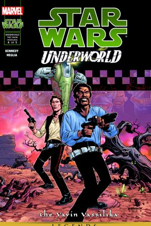 Star Wars: Underworld - The Yavin Vassilika #4