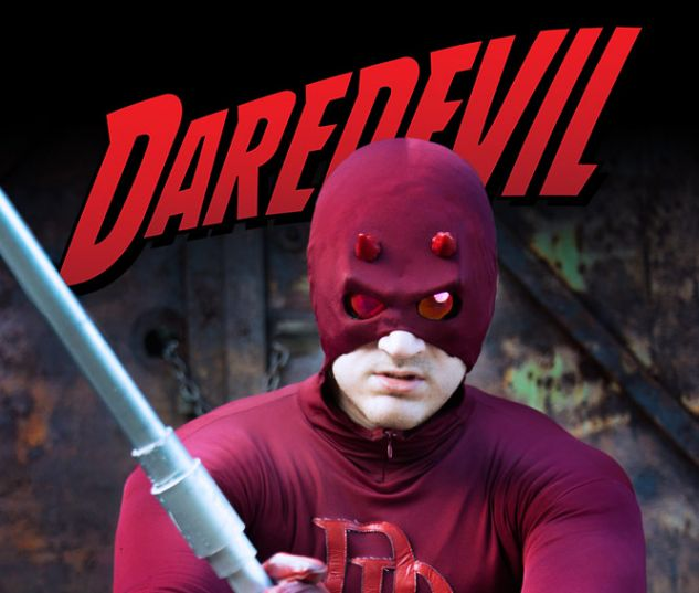 Daredevil #1 variant art by Patrick Lance