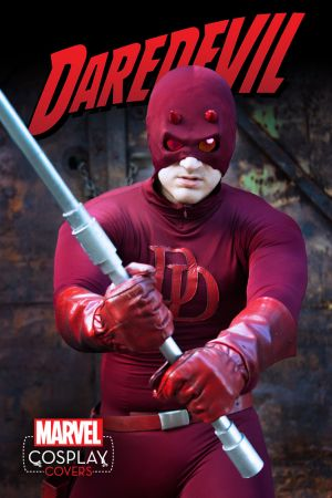 Daredevil (2015) #1 (Cosplay Variant)