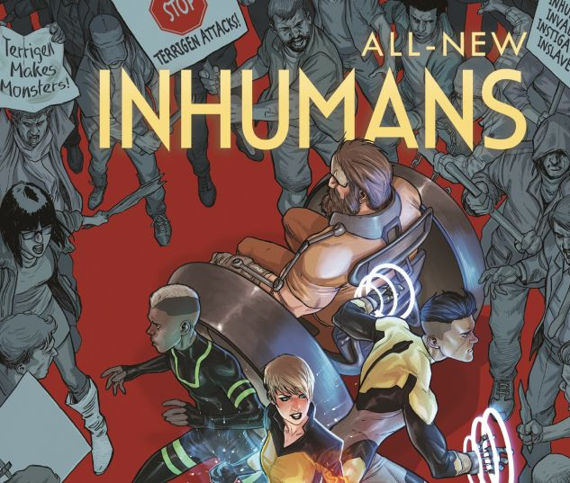 All-New Inhuman (2016)
