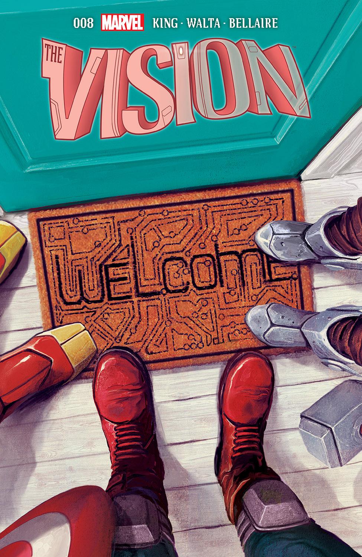 Vision (2015) #8