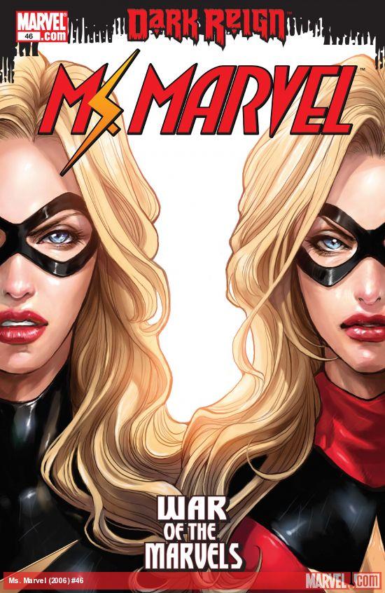 Ms. Marvel (2006) #46