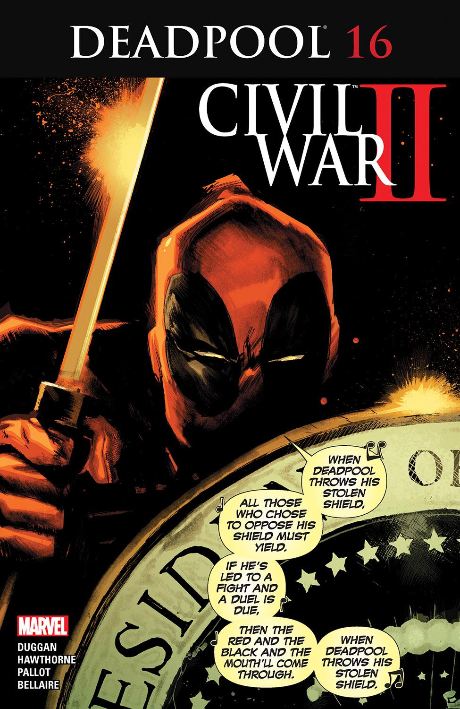 Deadpool (2015) #16