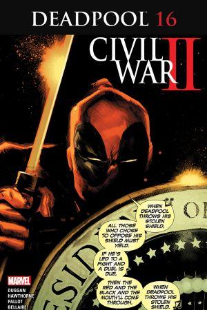 Deadpool #16