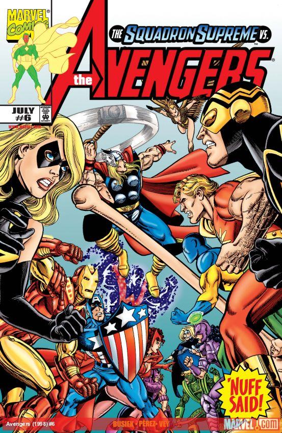 Avengers (1998) #6