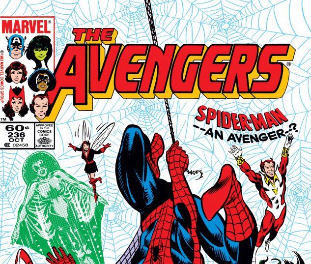 Avengers (1963) #236