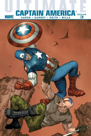 Ultimate Comics Captain America (2010) #3