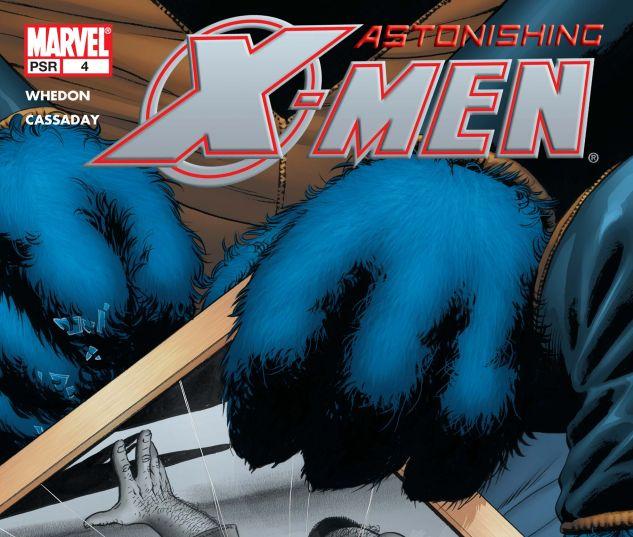 Astonishing X-Men (2004) #4