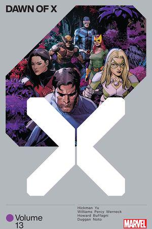 Dawn Of X Vol. 13 (Trade Paperback)