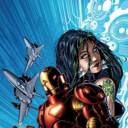 Iron Man: Hypervelocity (2007) #1