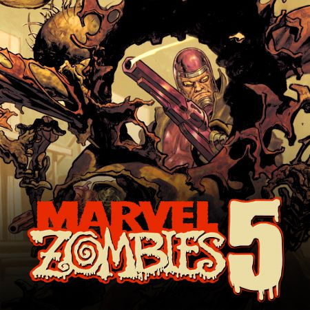 Marvel Zombies 5 (2010)