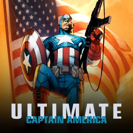 Ultimate Comics Captain America (2010 - 2011)