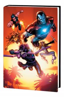 Avengers: West Coast Avengers Omnibus (Hardcover)