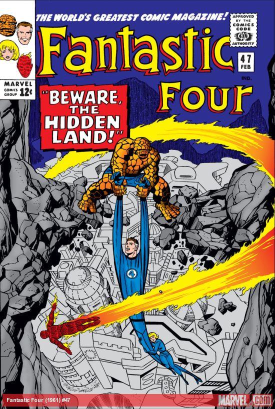 Fantastic Four (1961) #47