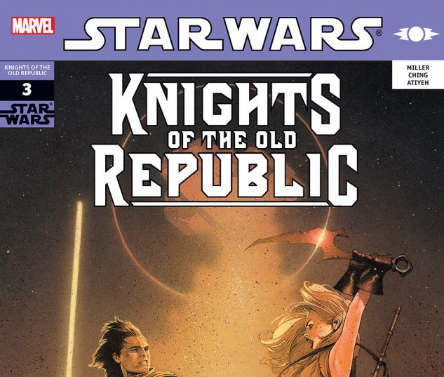 Star Wars: Knights Of The Old Republic (2006) #3
