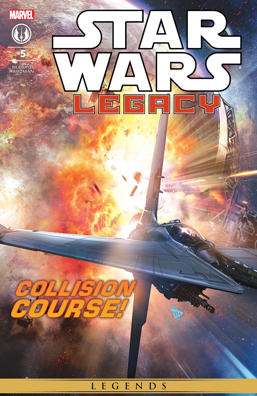Star Wars: Legacy (2013) #5