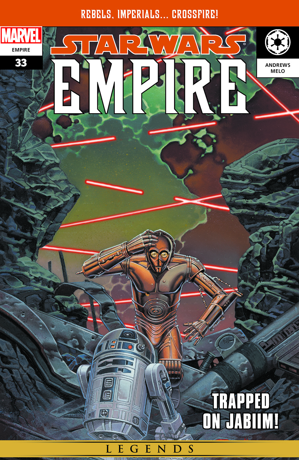Star Wars: Empire (2002) #33