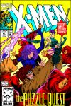 X-Men (1991) #21