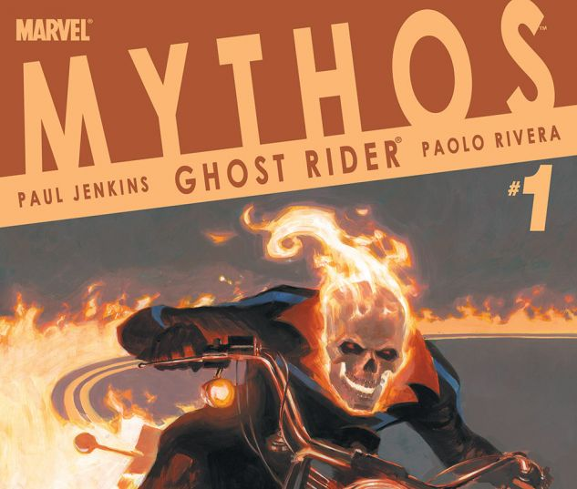 Mythos: Ghost Rider