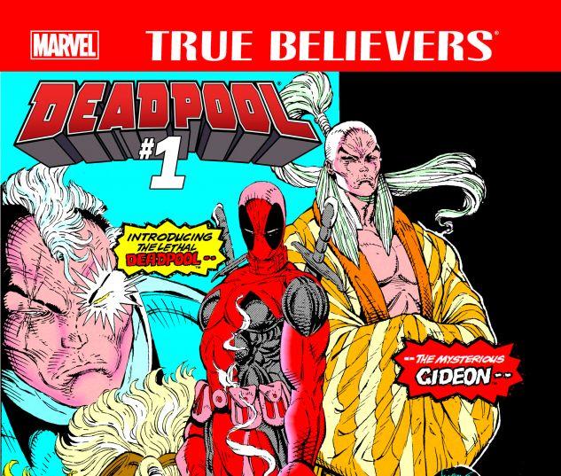 True Believers: Deadpool (2016) #1
