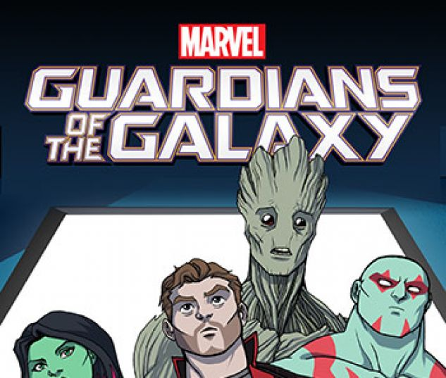 Marvel Universe Guardians of the Galaxy Infinite Comic (2015) #4