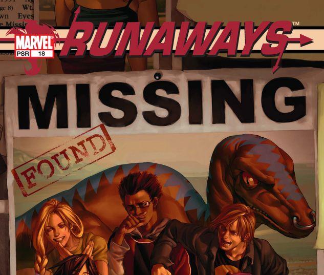 Runaways (2003) #18