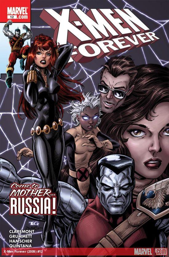 X-Men Forever (2009) #12