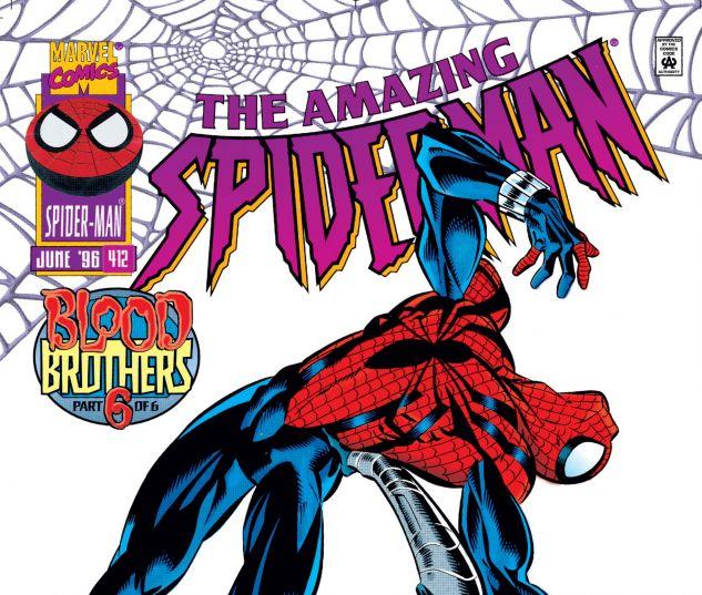 Amazing Spider-Man (1963) #412