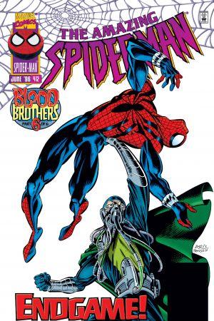 The Amazing Spider-Man (1963) #412